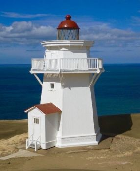 Pouto Point Lighthouse