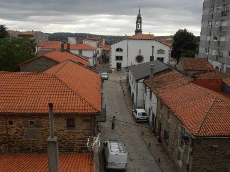 Camino Santiago de Compostela at Arzua