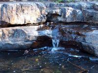 Rock pool in the Flinders Ranges, South Australia