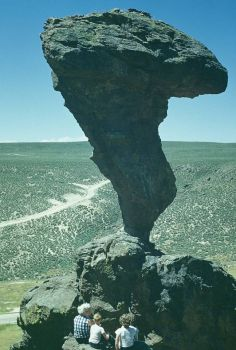 Balanced Rock, Twin Falls, ID