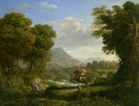 landscape 1800's