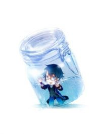 saruhiko in a jar
