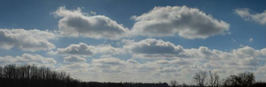 Central Ohio this afternoon / 01/22/2013