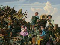 Junk Yard Band by Bob Byerley