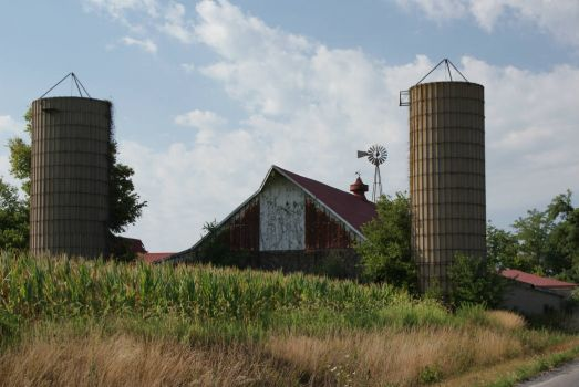 Old Barn repeat ~ July 25, 2012