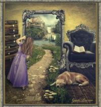 Reading Opens the Portal to the Imagination
