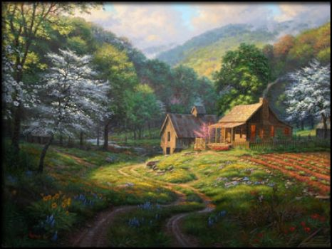 Country Blessings - Keathley
