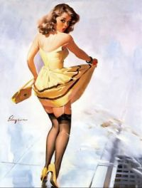 classic pinup girl 16