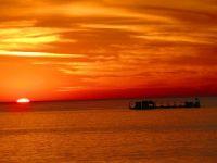 Florida Gulf scene
