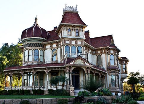 Morey Mansion - Redlands, CA