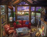 evening-in-the-cabin-