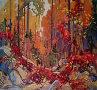 Autumn's Garland by Tom Thomson