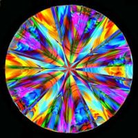 Marbleized Rainbow