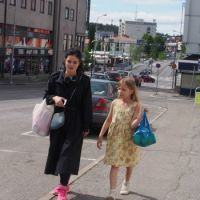 Savonlinna street photograph