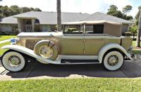 1931 Auburn 8-98A Deluxe Phaeton