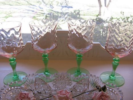 I Love these Goblets!