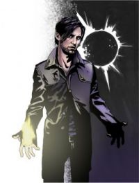 """Burn Color"" (Peter Petrelli from Heroes)"