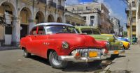Cuban Car #14 - '52 Buick