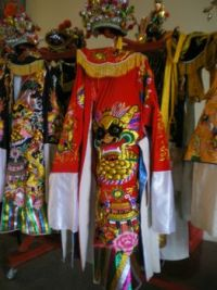 Traditional Chinese opera costume