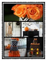 October collage