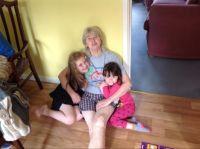 Emily, Nana, & Grace, Chilling