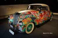 Hand- painted merc 2