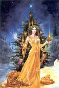 JAVASAGE - Joyous Yule (lady of the lights)