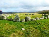 Moel Y Uchaf Stone Circle
