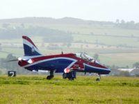 UK flag hawk
