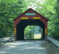 Brooks Covered Bridge, PA