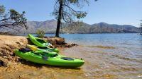 Kayaking on Whiskeytown