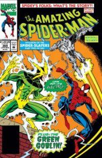 The Amazing Spider-Man versus Electro