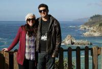 Us in Big Sur