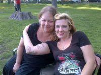 Me and Jenn