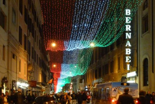 italian christmas lights