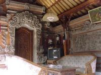 Typical Bali Building - The old fashion way