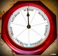 New Theme Sunday - Clocks & Time Pieces