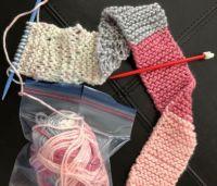 Knit knit knit again