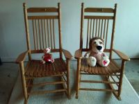 Lion & Bear - Our Rocking chairs