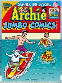 Archie Jumbo Comics Digest #320 Summer Fun