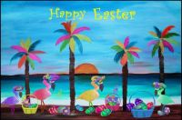 Happy Easter - 600