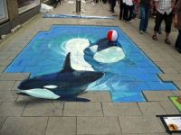 CHALK ART by NICOLAJ ARNDT