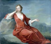 Sarah, Duchess of Marlborough by Jervas