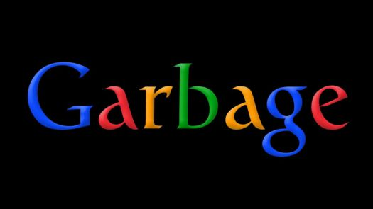 Garbage. (I googled it.)