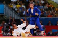 Marti Malloy - Judo WINS BRONZE!