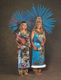 Aztec girls