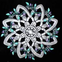Celtic spiral . . . . .