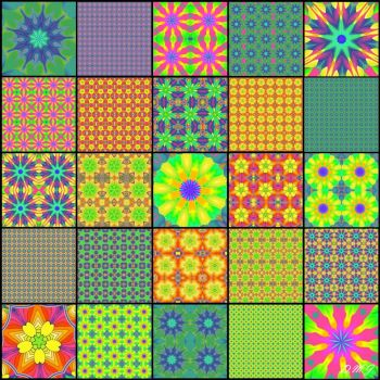 Kaleido Patterns III