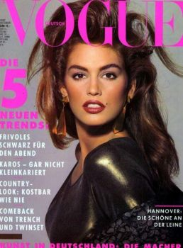 Vogue 90's covers