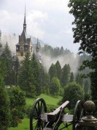 PeleÈ Castle - Bucharest ,Romania  5980